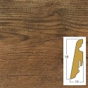 battiscopa Michigan 19 x 58 x 2400 mm mdf