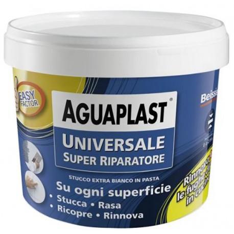 Super Riparatore Universale kg 1 Aguaplast stucco in Pasta
