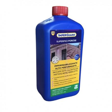 Imper Guard Speciale facciate Lt 1 idrofugo per la protezione di muri tetti e facciate