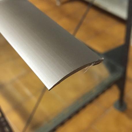 Copri soglia 30 x 1,7 x 2700 mm titanio adesivo