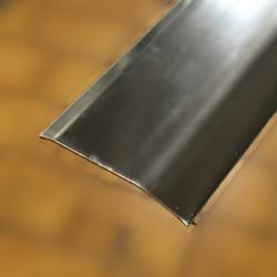 Raccordo per dislivello 40 x 4 x 2700 mm acciaio inox lucido adesivo