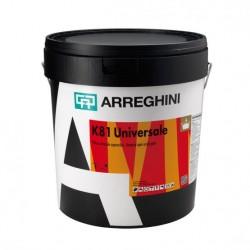 K81 Pittura Superacrilica Universale VERDE OSSIDO per interno ed esterno Lt 4