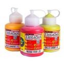 TINTASOL GIALLO LIMONE 250 Ml Pasta colorante universale, esente da leganti, per tinteggiare idropitture, smalti sintetic