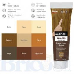 Wood tubo faggio Aguaplast stucco per legno in pasta 125 ml