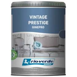 Vintage Prestige Ginepro Lt 0,5 vernice lavabile all acqua extra opaca per relaizzare effetti shabby