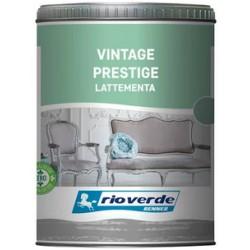Vintage Prestige Lattementa Lt 0,5 vernice lavabile all acqua extra opaca per relaizzare effetti shabby