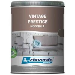 Vintage Prestige Nocciola Lt 0,5 vernice lavabile all acqua extra opaca per relaizzare effetti shabby