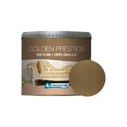 Golden Prestige Oro Giallo Lt 0,25 vernice lavabile all acqua extra coprente e di forte aggrappaggio su tutte le superfici