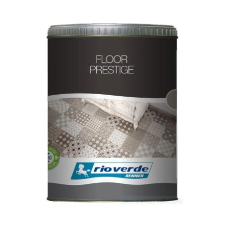 Floor Prestige Piombo Lt 0,750 Vernicie monocomponente all acqua per pavimenti in ceramica e piastrelle