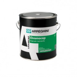 Chromocap RAL 7001 Antiruggine al solvente Anticorrosivo ai fosfati di zinco Lt 2,5