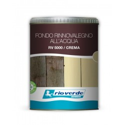 Fondo rinnovalegnoi all acqua pigmentato Lt 2,5 permette di rinnovare manufatti in legno gi parzialmente verniciati, degr