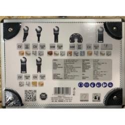 Valigetta 7 accessori multifunzione AKKU TOP
